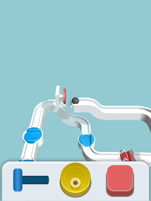 iPad Image of Ball Slider 3D