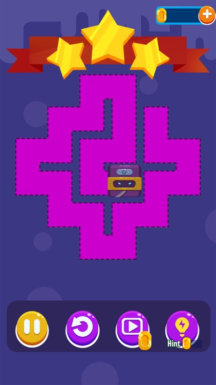 Fill one - line puzzle games screenshot-3