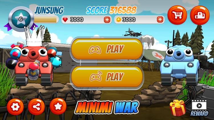 Minimi War screenshot-0