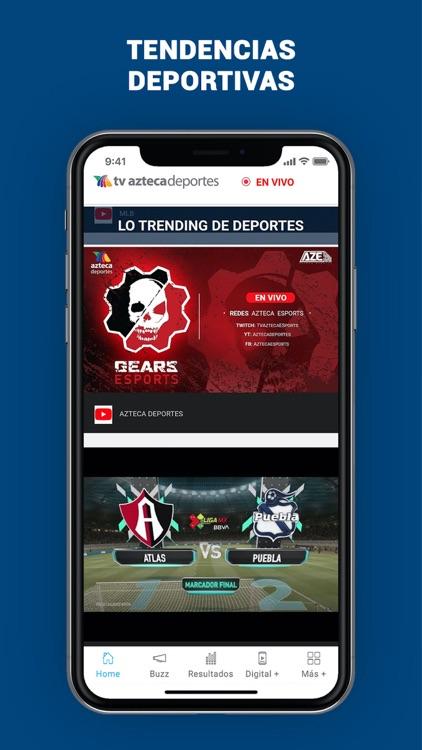 Azteca Deportes screenshot-5