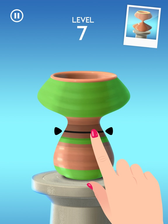 Pottery Lab - Let's Clay 3D screenshot 6