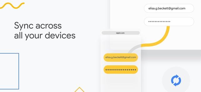 Chrome - 由Google开发的网络浏览器 Screenshot