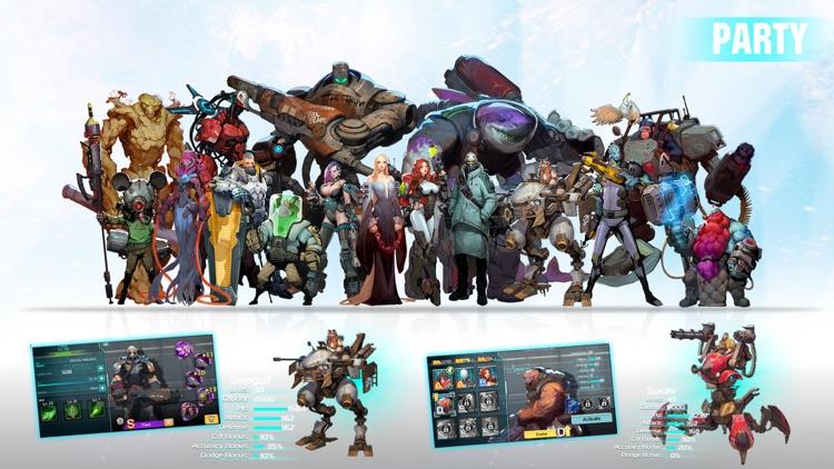 Ark of War:Galaxy Pirate Fleet screenshot-4