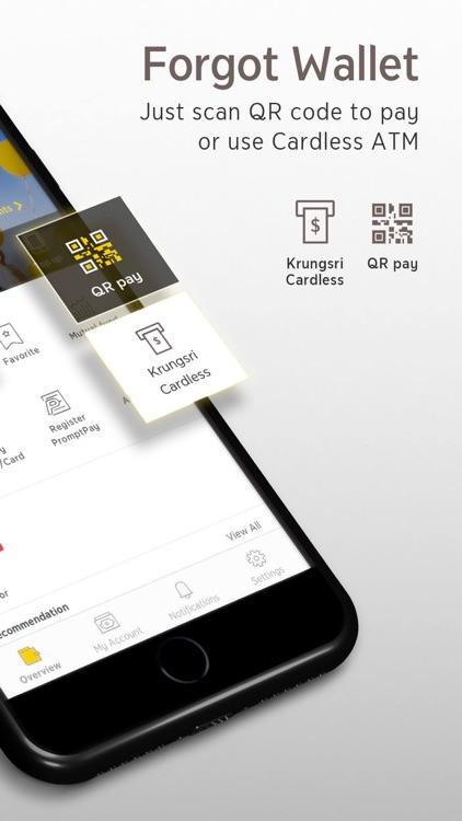 KMA-Krungsri Mobile App screenshot-4