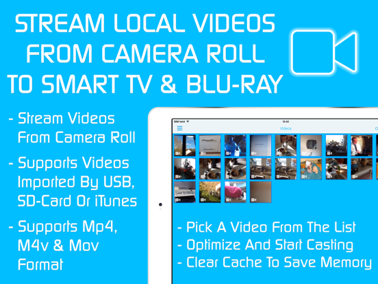 Video & TV Cast Pro for Sony screenshot 8