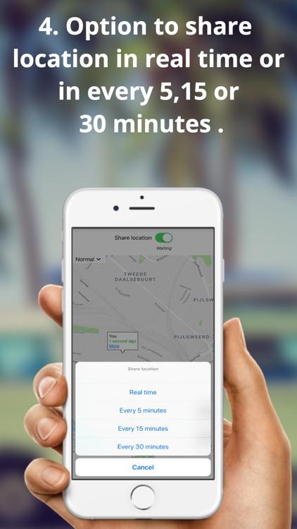Tracker 8 : Track a cell phone screenshot-3