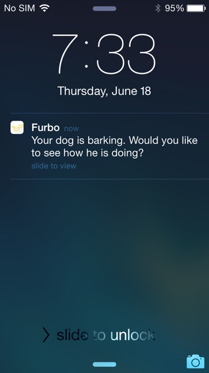 Furbo Dog Camera screenshot-3