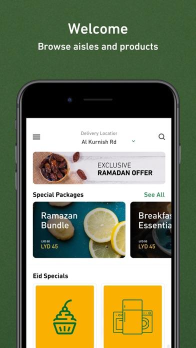 Mini Mart: Order OnlineScreenshot of 1
