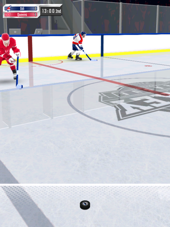 Puzzle Hockey screenshot 7