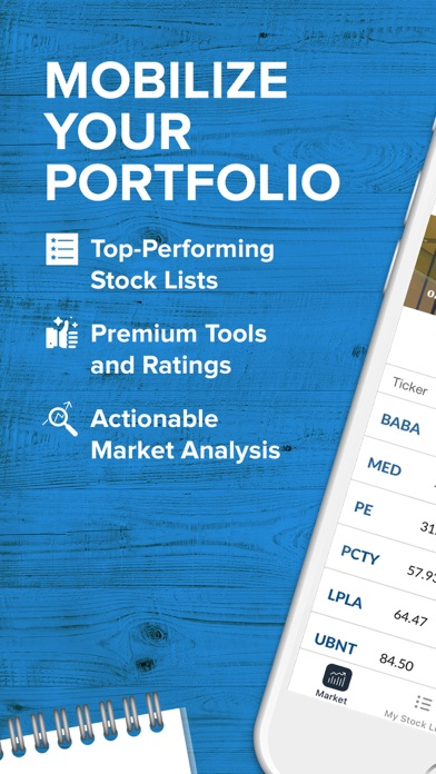 Investor's Business Daily Screenshot