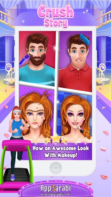 Crush Story: Girl Beauty Salon