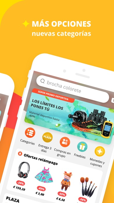 Screenshot for AliExpress Shopping App in Venezuela App Store