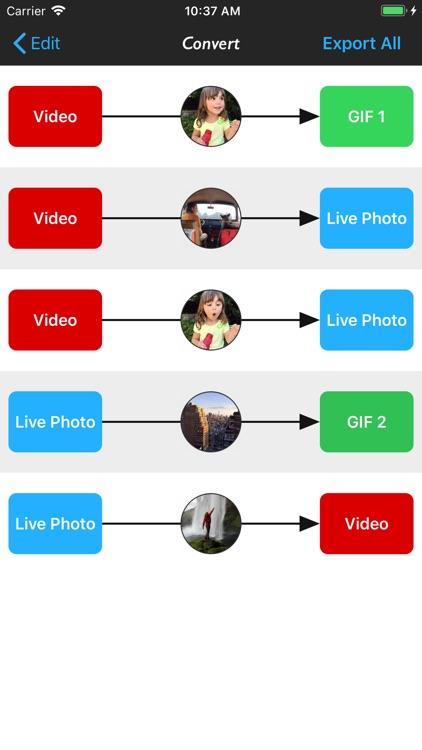 Live Convert screenshot-5