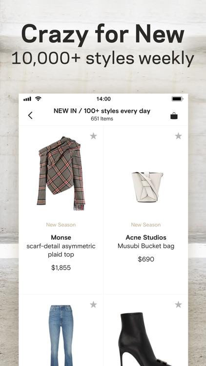 Farfetch - Fashion Shopping screenshot-5