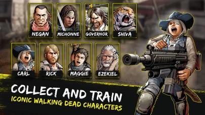 Walking Dead: Road to Survival Screenshot
