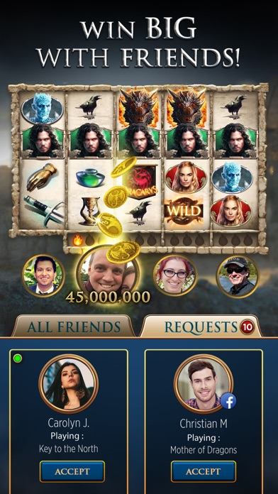 Game of Thrones Slots Casino screenshot 3