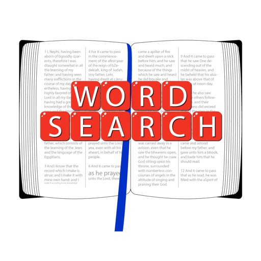 LDS Scripture Word Search