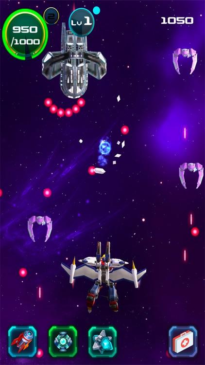 Galaxy Shooter - Galaxy Attack screenshot-6