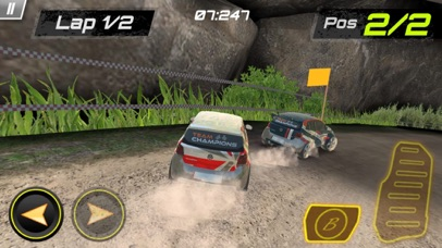 INRC - The Rally Racing Game