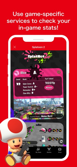 Nintendo Switch Online on the App Store