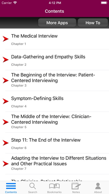 Smith's Patient Interview, 4/E