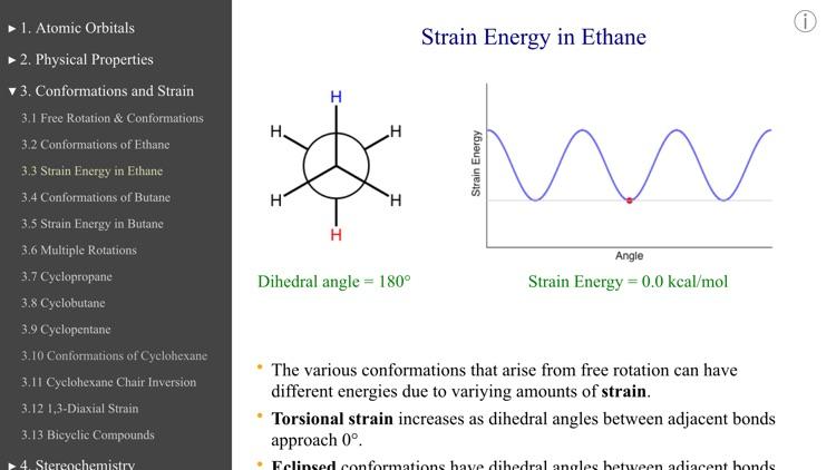 Visualizing Organic Chemistry screenshot-7