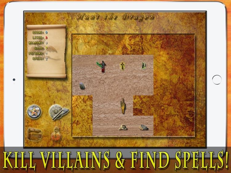 Hunt The Dragon HD screenshot-3