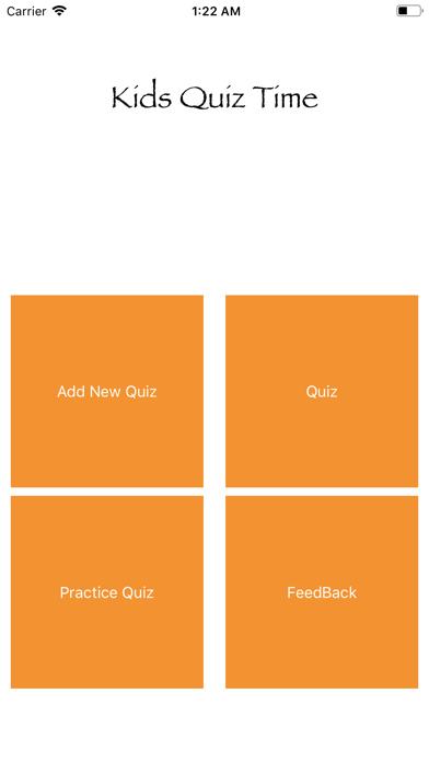 Kids Quiz Time screenshot #1