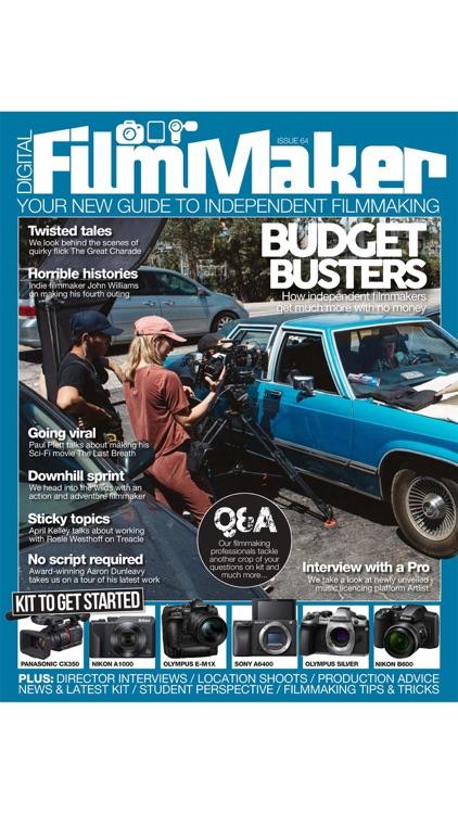 Digital FilmMaker Magazine screenshot-5