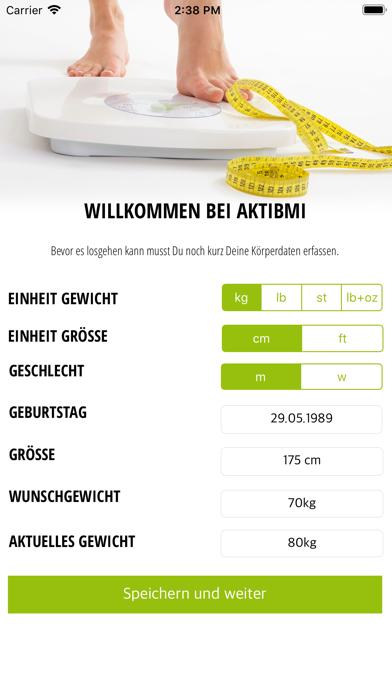 messages.download aktiBMI software