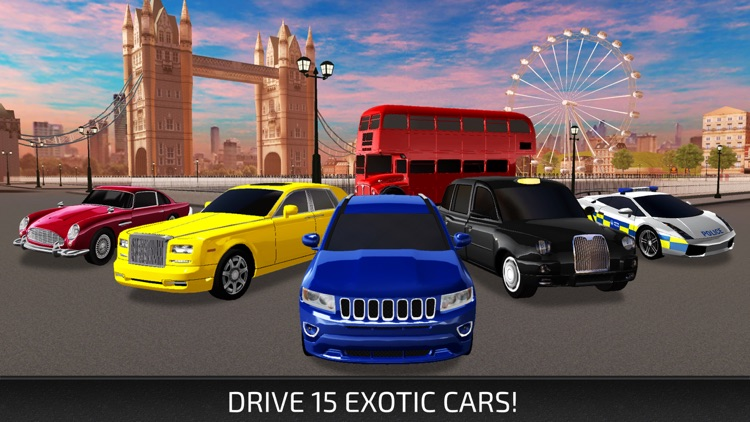 Driving Academy UK: Car Games screenshot-3
