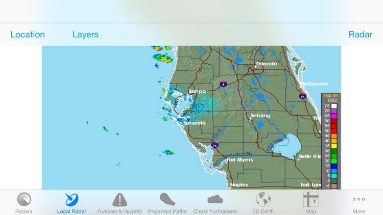 Hurricane Track- Storm Tracker screenshot-4