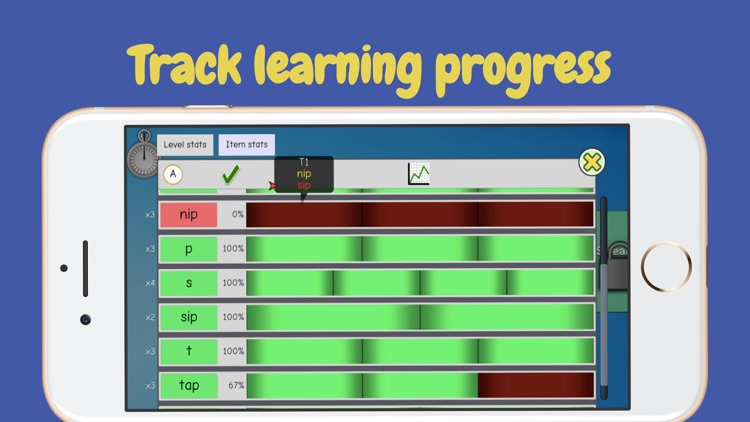GraphoGame: Kids Learn to Read screenshot-4