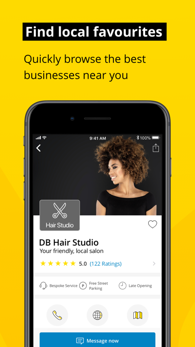 Yell – Find Local Businesses screenshot four