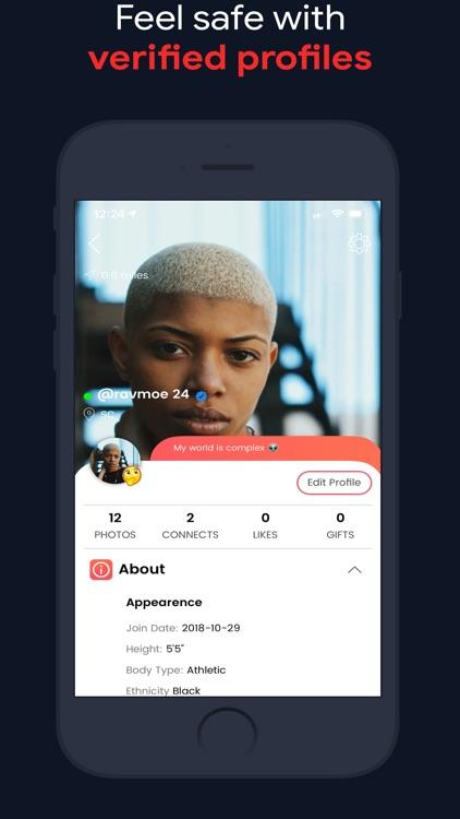 MURJ: LGBTQ Dating & Chat App screenshot-6