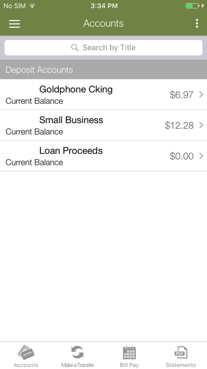 Central Federal Mobile Banking