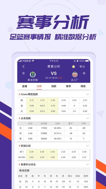 捷报比分-足球篮球比分直播 screenshot-3