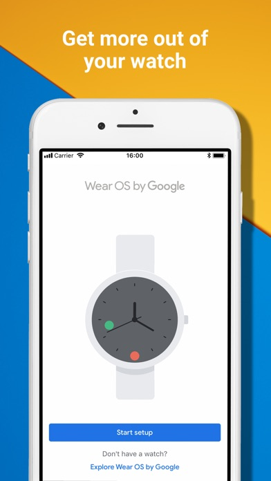 Screenshot for Wear OS by Google – Smartwatch in Germany App Store
