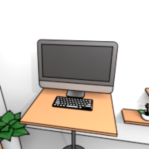 脱出ゲーム ComputerOfficeEscape