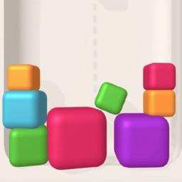 Color Merge Blast - 2048 balls