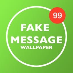 Fake Text Message - Wallpaper