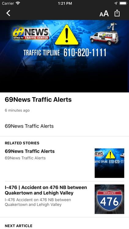 69News Traffic screenshot-4