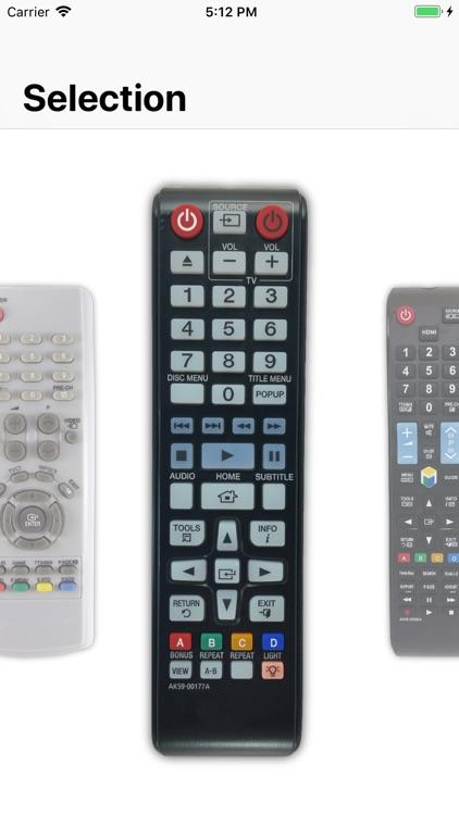 Remote for Samsung screenshot-5