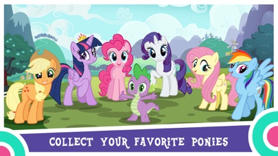 Screenshot from MY LITTLE PONY: MAGIC PRINCESS