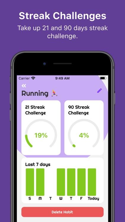 Rewbits: Habit Tracker screenshot-3