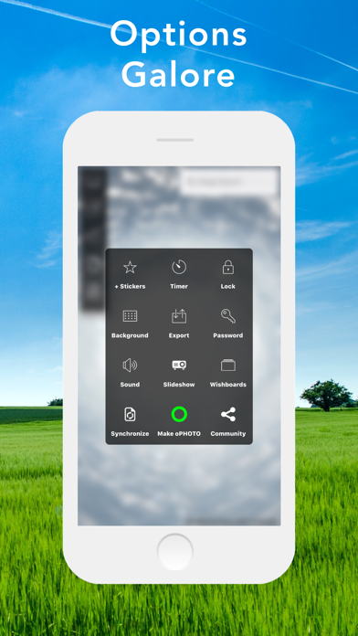 Wishboard Screenshots