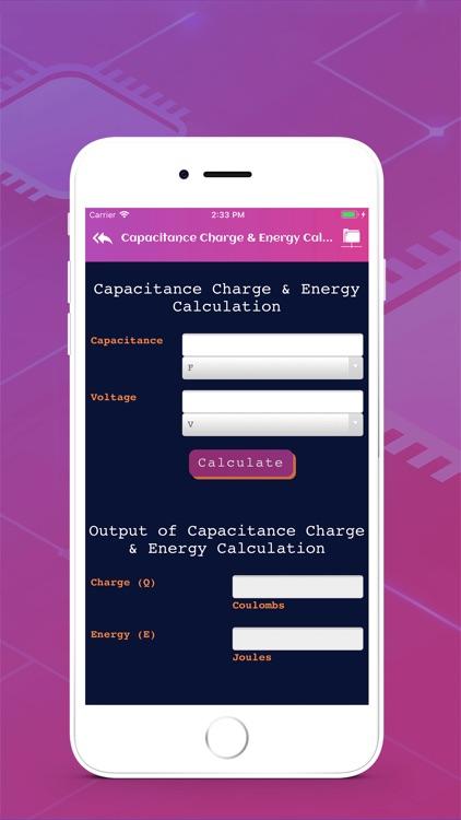 Calculation For Electronics screenshot-4
