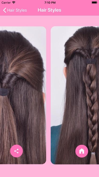 Hair Styles for Girls screenshot-4