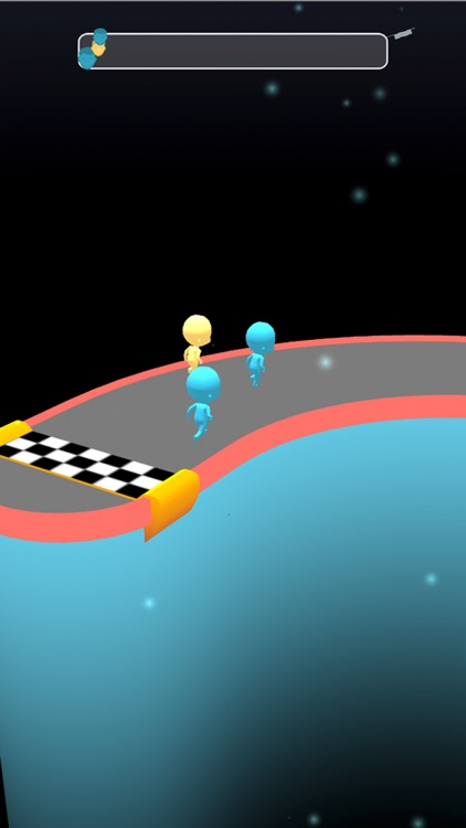 fun Run race toy 3D