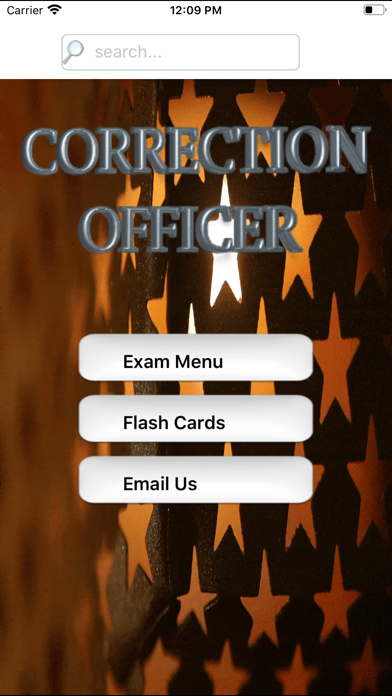 Correction Officer Exam Prep screenshot 1